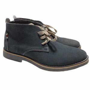 Alpine Swiss Beck Gray Chukka Boots